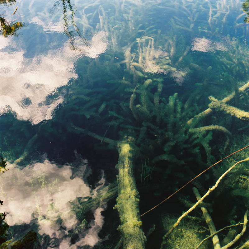 Impressions from Croatia - Lika Banshoya Photography - plitvice, reflections in a lake