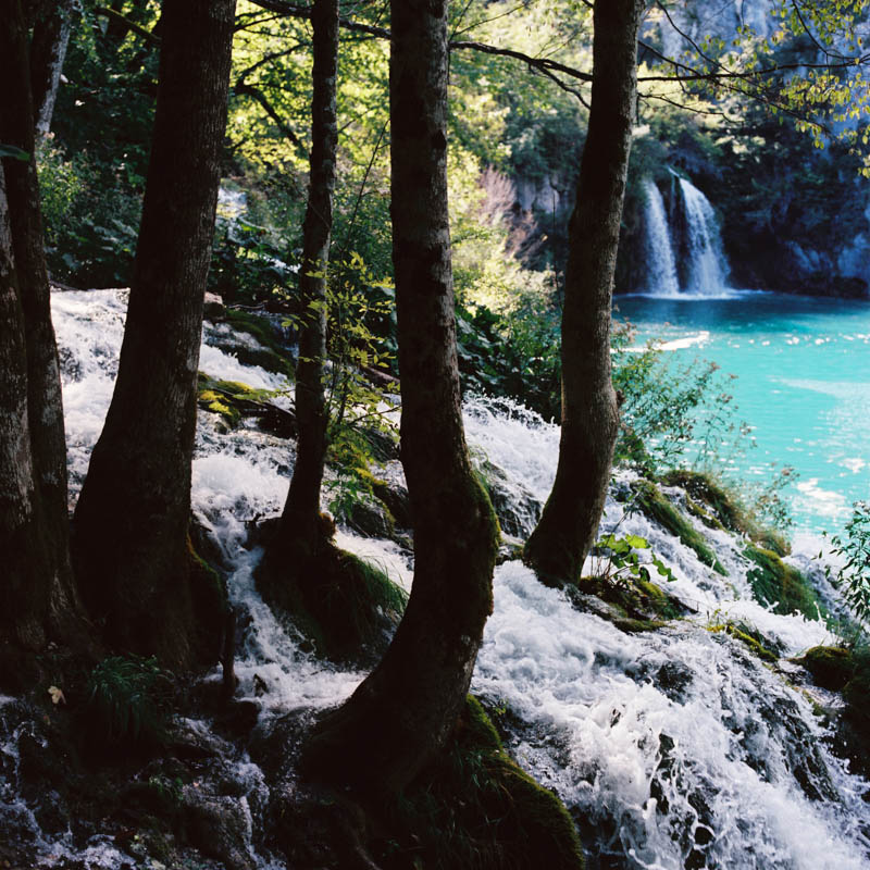 Waterfalls in Plitvice Lakes, Croatia Lika Banshoya