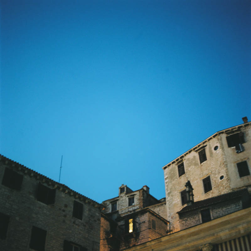 Blue hour in Sibenik